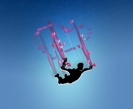 Fortnite Hearts Contrail - Full list of cosmetics : Fortnite Royale Hearts Set | Fortnite skins.