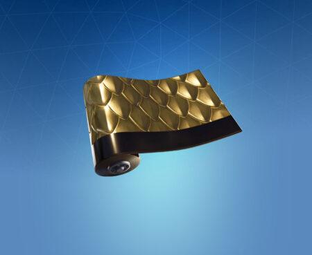 Fortnite Golden Scales Wrap - Full list of cosmetics : Fortnite Snakepit Set | Fortnite skins.