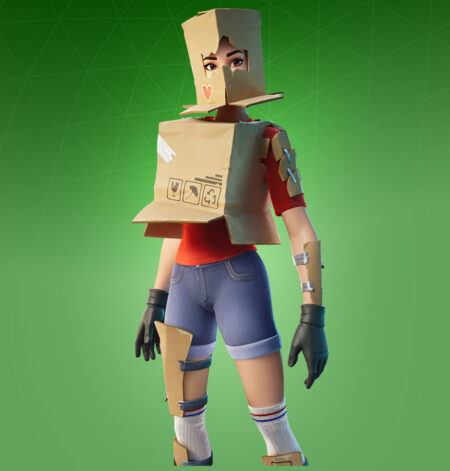 Fortnite Boxy Skin - Full list of cosmetics : Fortnite Special Delivery Set | Fortnite skins.