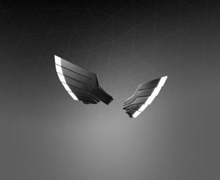 Fortnite Shadowbird Wings Back Bling - Full list of cosmetics : Fortnite Sun Soldiers Set | Fortnite skins.