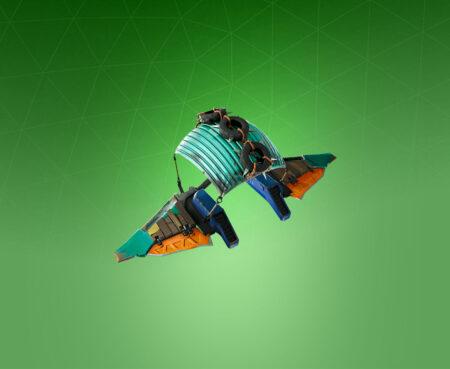 Fortnite Dumpster Flier Glider - Full list of cosmetics : Fortnite Trashy Set | Fortnite skins.