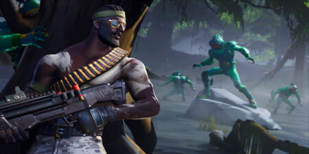 Fortnite Bandolier Loading Screen - Full list of cosmetics : Fortnite Tropic Troopers Set | Fortnite skins.