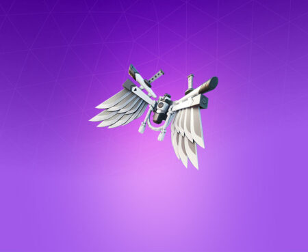 Fortnite Corrupted Bladed Wings Back Bling - Full list of cosmetics : Fortnite Web of Corruption Set   Fortnite skins.