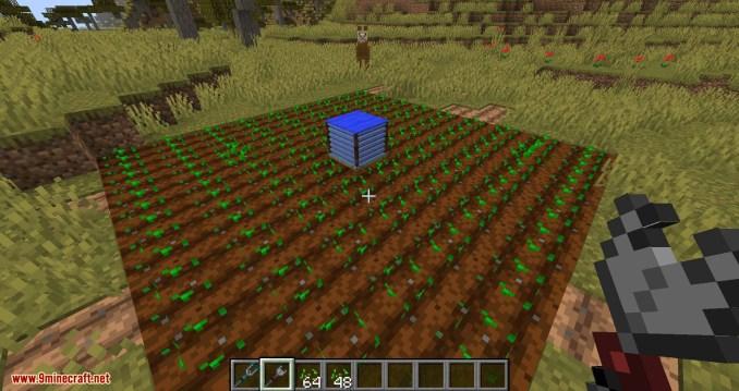 Gardening Tools mod for minecraft 08