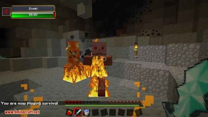 Lava Monsters Mod Screenshots 5