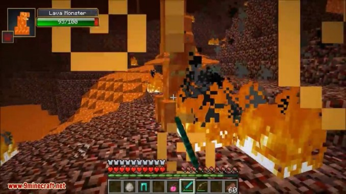 Lava Monsters Mod Screenshots 9