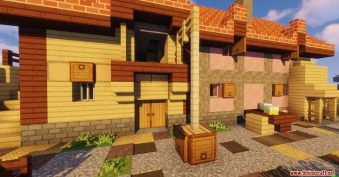 Legend Resource Pack Screenshots 3