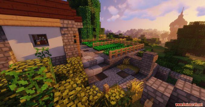 Legend Resource Pack Screenshots 1