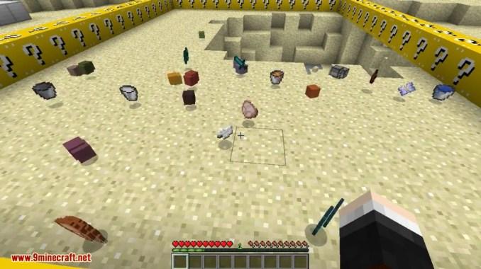 Lucky Block Mod Screenshots 7