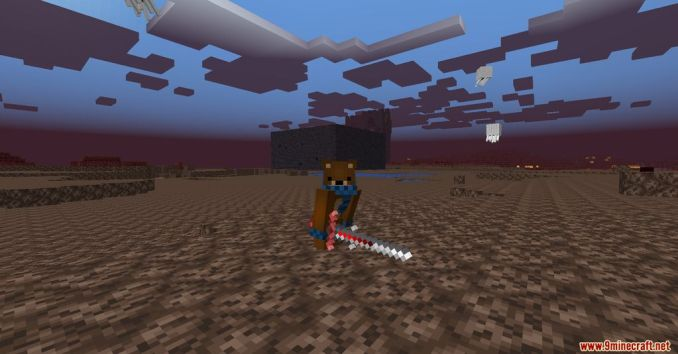 MC Dungeon Weapons Mod Screenshots 17