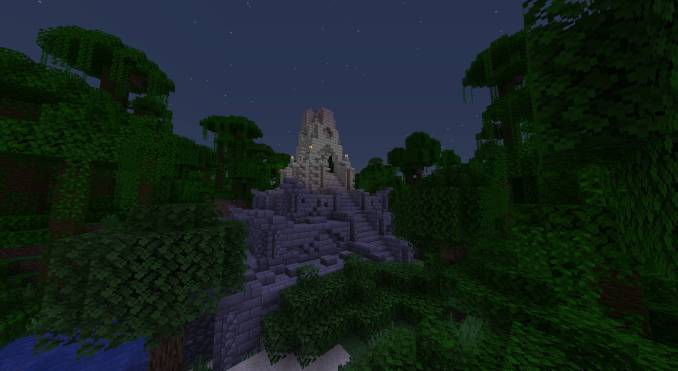 Mo_ Structures mod for minecraft 21