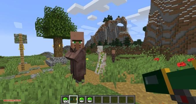 Mob Catcher mod for minecraft 07