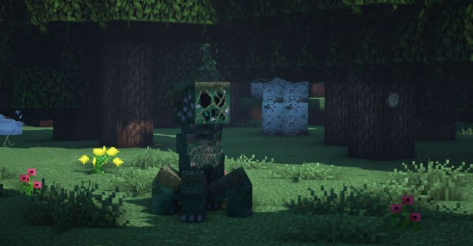 Overgrowth Resource Pack Screenshots 1
