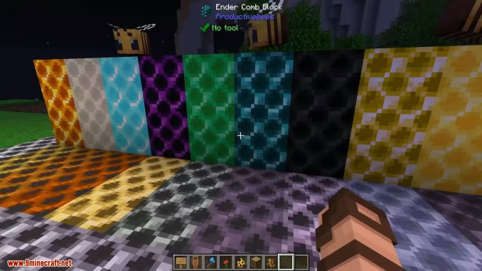 Productive Bees mod for minecraft 08