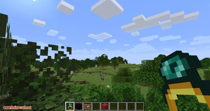 Ring of Blink mod for minecraft 07