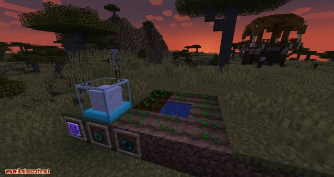 Simple Chunk Loaders mod for minecraft 07