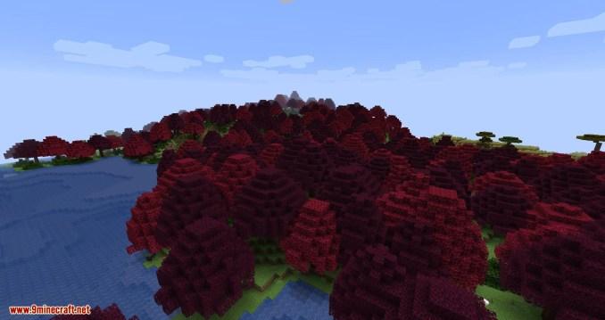 Terrestria mod for minecraft 11