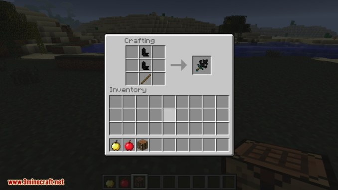 The Farlanders Mod Crafting Recipes 5