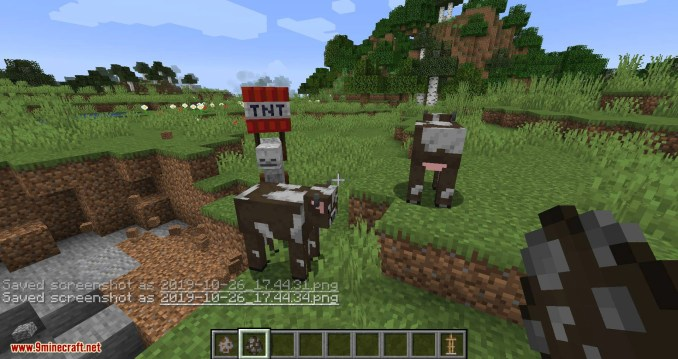 TNT Yeeter mod for minecraft 04