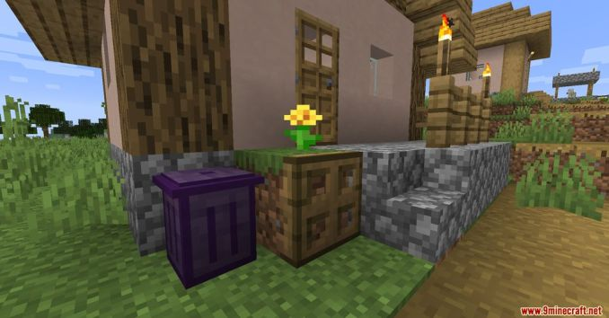 Trash Cans Mod Screenshots 5