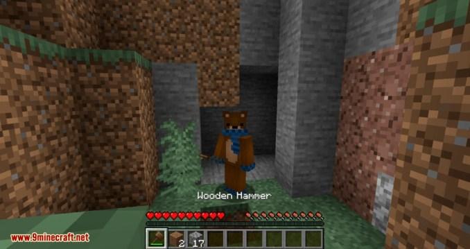 Vanilla Hammers mod for minecraft 04