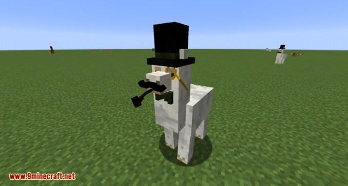 Better Than Llamas Mod 1