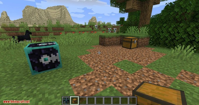 CapabilityProxy mod for minecraft 14