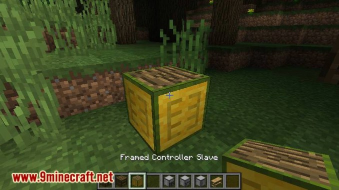 Framed Compacting Drawers mod for minecraft 07