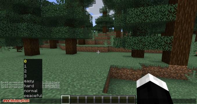 GamemodeOverhaul mod for minecraft 04
