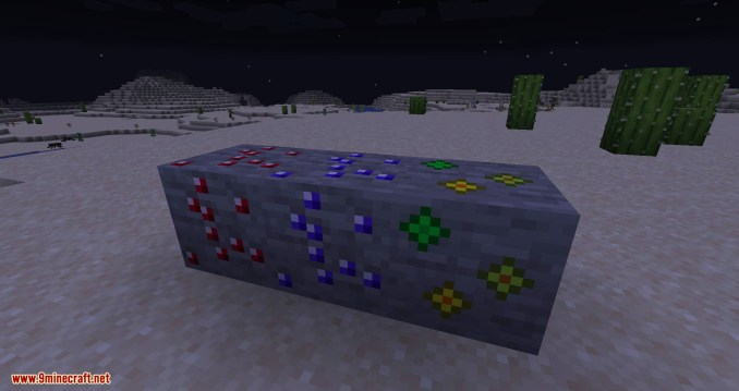 More Ore in ONE mod for minecraft 01