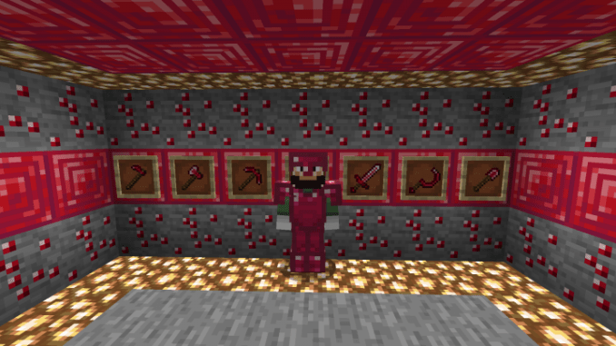 More Ore in ONE mod for minecraft 25