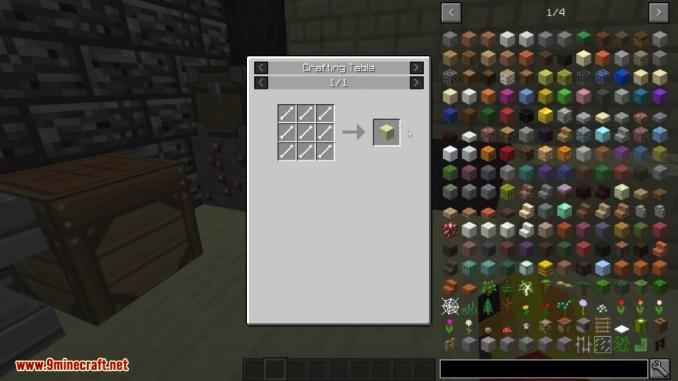 MoreCraft Mod Crafting Recipes 2