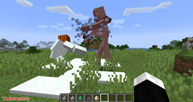 Mutant Beasts mod for minecraft 05