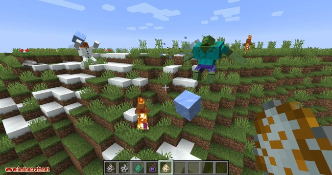 Mutant Beasts mod for minecraft 06