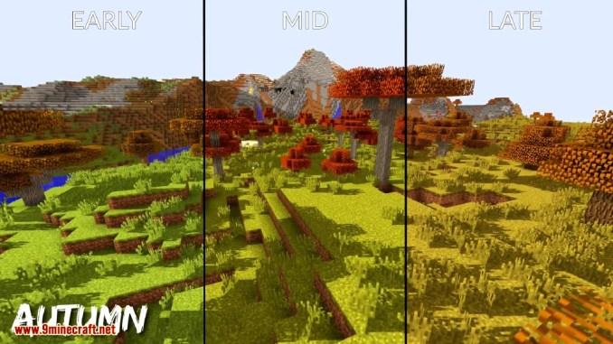 Serene Seasons Mod Screenshots 13