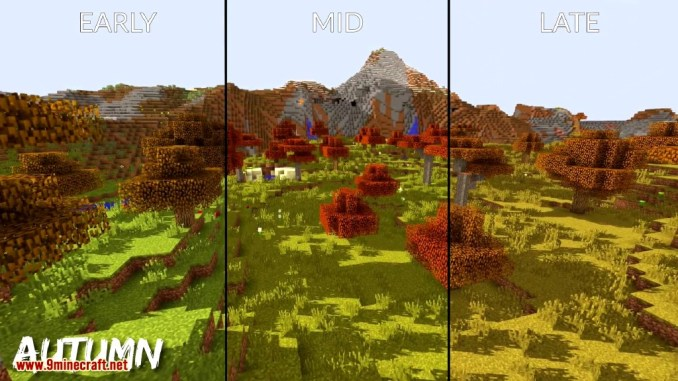 Serene Seasons Mod Screenshots 14