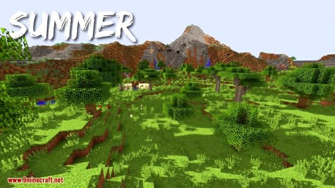 Serene Seasons Mod Screenshots 3