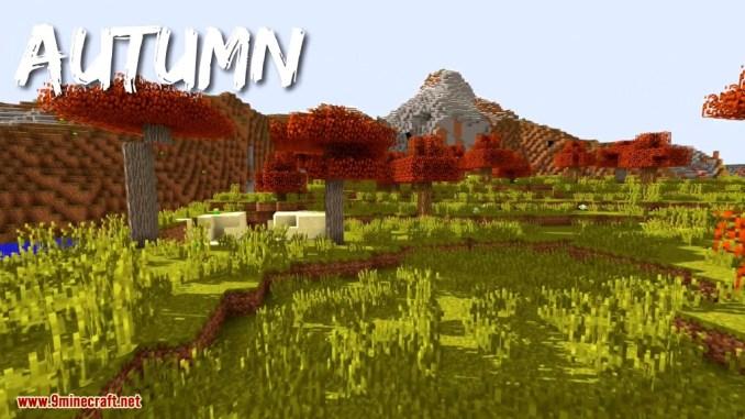 Serene Seasons Mod Screenshots 5