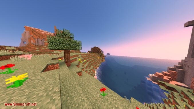 SFLP Shaders Screenshots 2