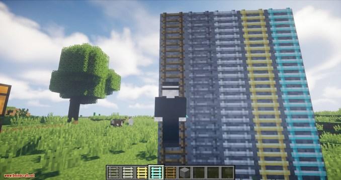 Speedy Ladders mod for minecraft 01
