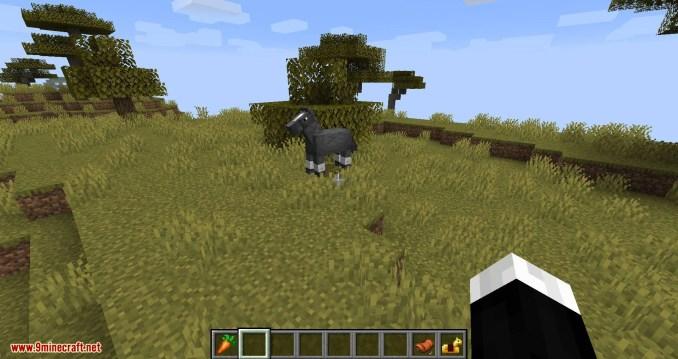 Stupid Horse Stand Still mod for minecraft 13
