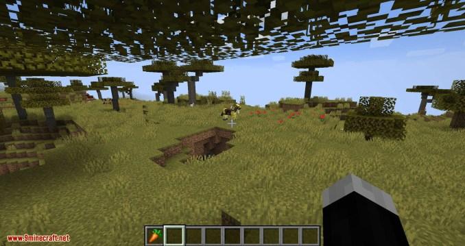 Stupid Horse Stand Still mod for minecraft 09