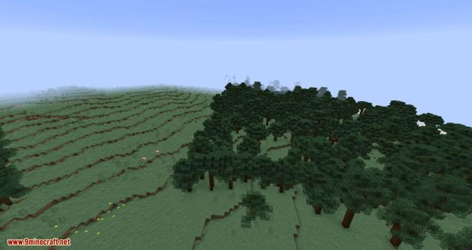 TerraForged mod for minecraft 09
