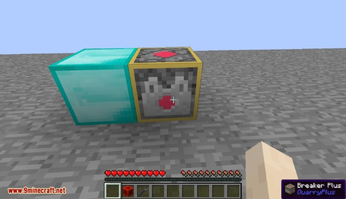Additional Enchanted Miner Mod How to use 34