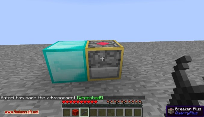 Additional Enchanted Miner Mod How to use 35