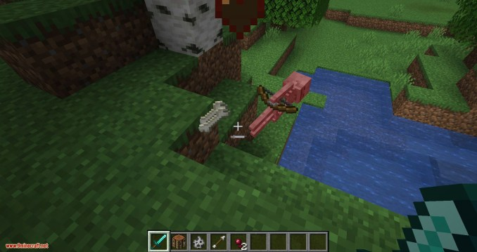 Flesh 2 Leather mod for minecraft 06