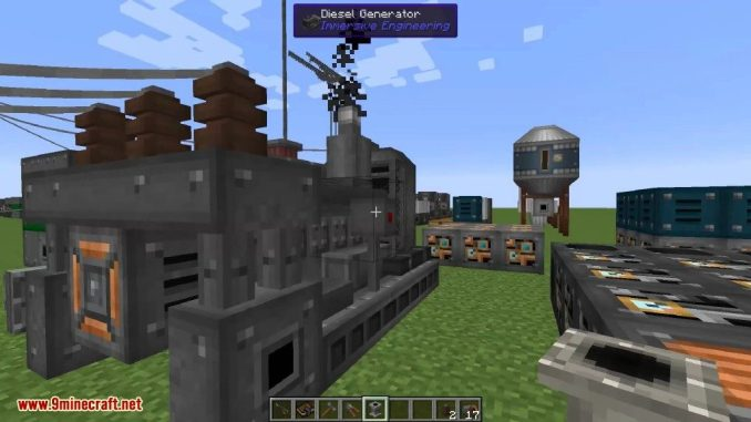 Immersive Engineering Mod Screenshots 24