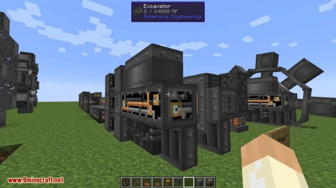 Immersive Engineering Mod Screenshots 32