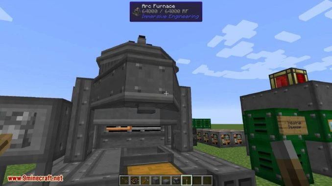 Immersive Engineering Mod Screenshots 10