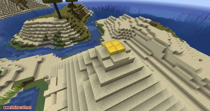 Mo_ Structures mod for minecraft 14